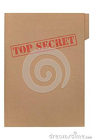 Streng geheim Datei