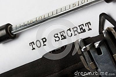 Strenges Geheimnis