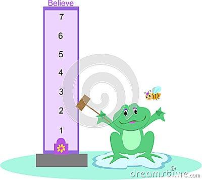 Strength Testing Frog