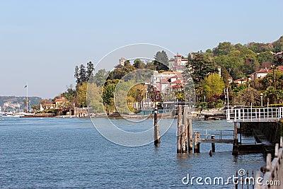Stresa wharf