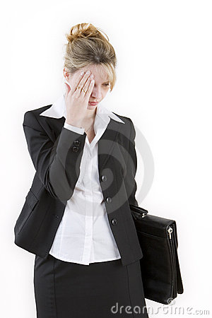 Stress Royalty Free Stock Photography - Image: 1913107