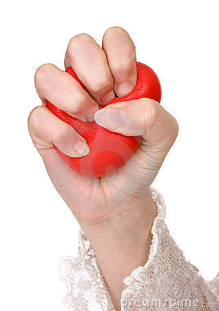 Free Stress Ball Stock Photo - 8343500