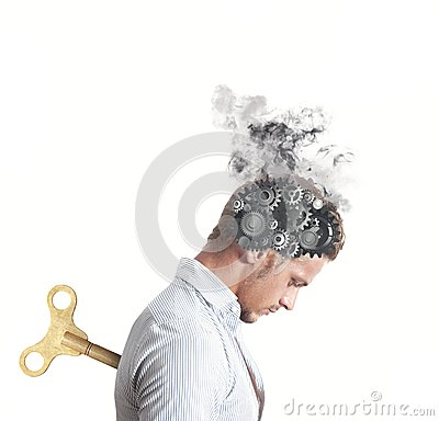 Free Stress Concept Stock Photo - 30219140