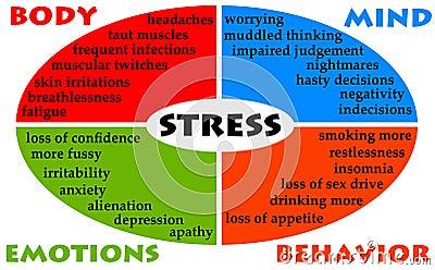 Stress    Diagram    Royalty Free Stock Photos  Image  35236468