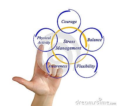 Stress Management Stock Photo Image 85622305
