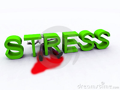 Stress Is Murder 2