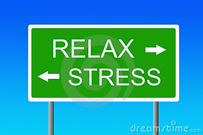 Stress versus relaxation