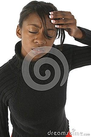 Stressed Headache
