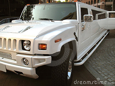 Stretch Hummer Limousine