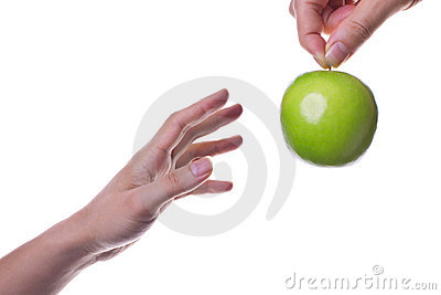 Stretch out for apple/health
