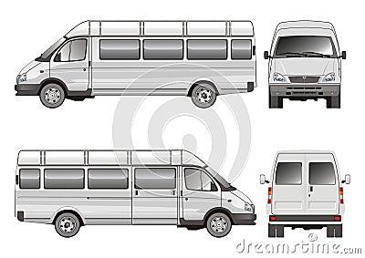Stretch passenger bus