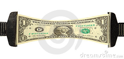Stretching the Dollar with Pulled US Money Stretch