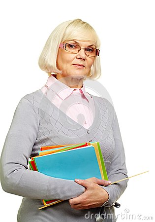 Strict lecturer