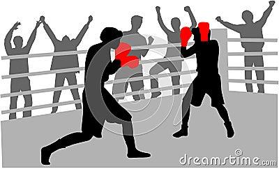Strijd in de ring