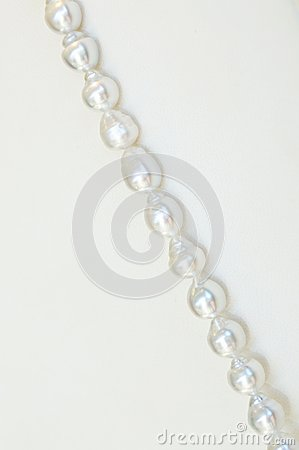 String of necklace