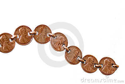 String of Pennies