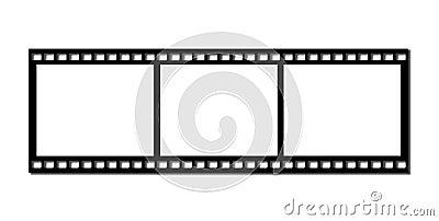 Strip film