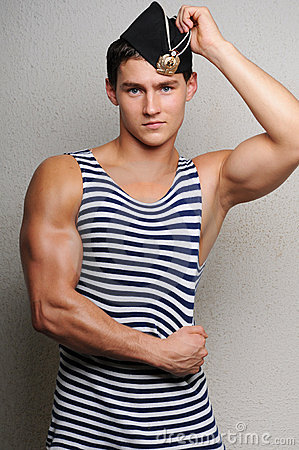 Джерси striped