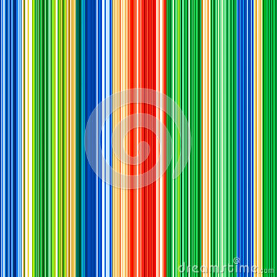 Striped background abstract lines design pattern for Bright vibrant colors