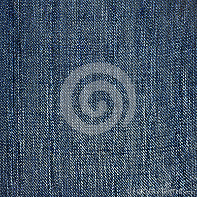 Striped blue jeans denim vintage background