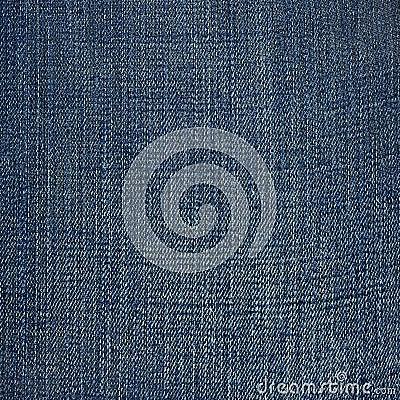 Striped blue jeans denim vintage background