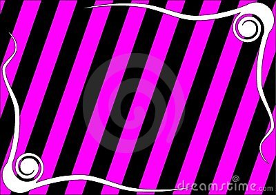 Striped emo background