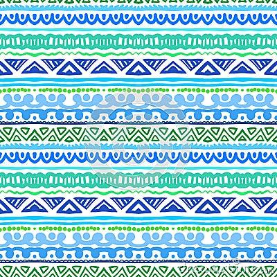 Seamless Stripe Pattern  Pastel Aztec Pattern Wallpaper