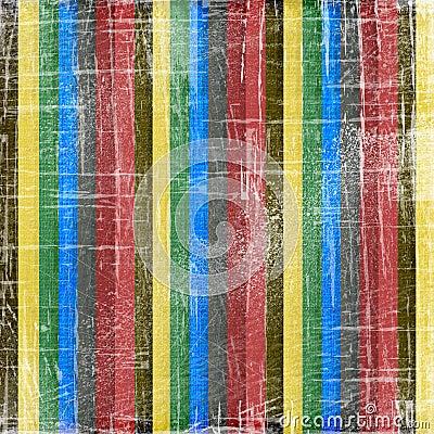 A striped scratch background