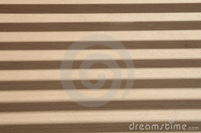 Striped shade texture
