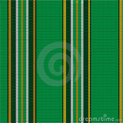 Striped textile pattern