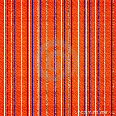 Stripes background - orange