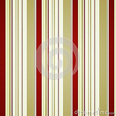 Stripes background - red / beige