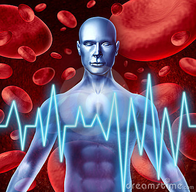 Free Stroke And Heart Attack Warning Signs Royalty Free Stock Photos - 21588408
