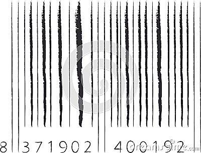 Stroke barcode