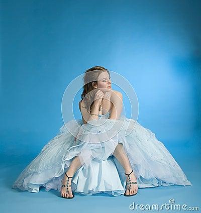 Strona sukienkę