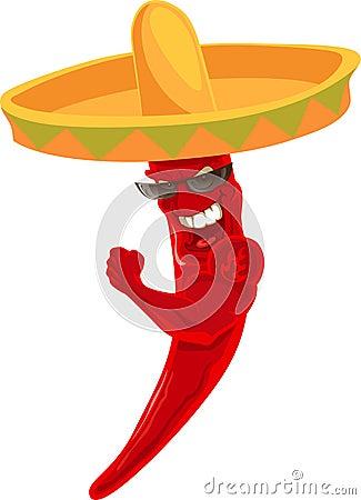 Strong chili