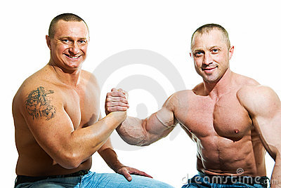 Strong guys