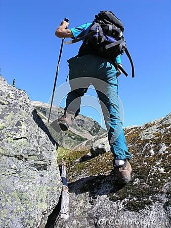 Strong Hiker