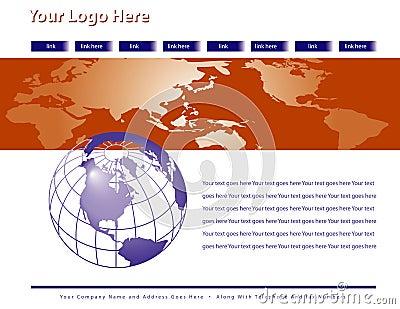 Strony projektu globalnej sieci