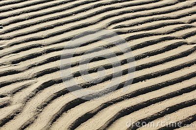 Structures in the sand