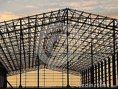 Struktura metalowa