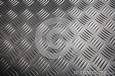 Strukturierter Metallhintergrund