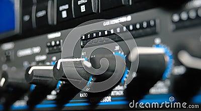 Strumentazione della registrazione del suono (strumentazione di media)