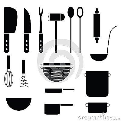 strumenti della cucina fotografia stock - immagine: 6264310 - Strumenti Cucina