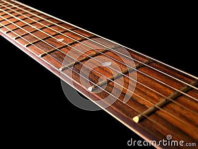Struny gitary