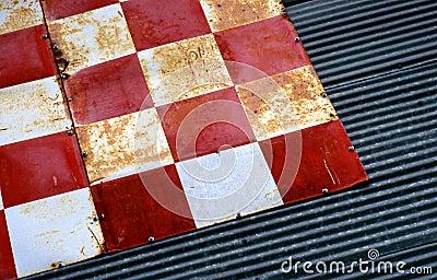 Struttura Checkered 2 dello stagno