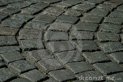 Struttura del percorso del Cobblestone