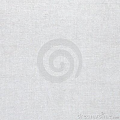 Struttura di tela bianca