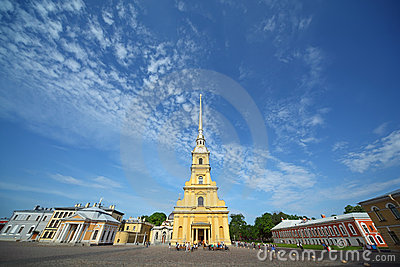 Sts Peter and Paul Cathedral (Saint Petersburg)