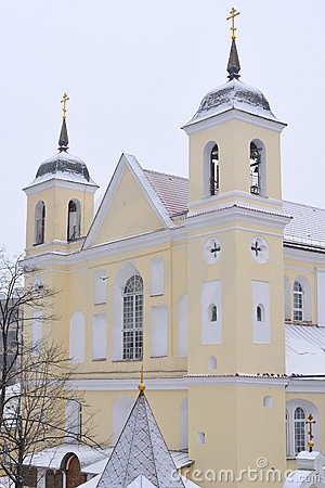 Sts. Peter and Paul Orthodox Church, Minsk